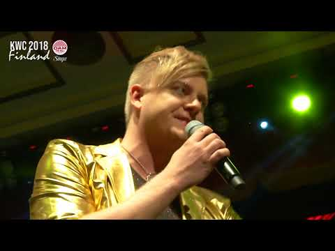 KWC 2018 - Toni K. Laaksonen (FIN) - Gold