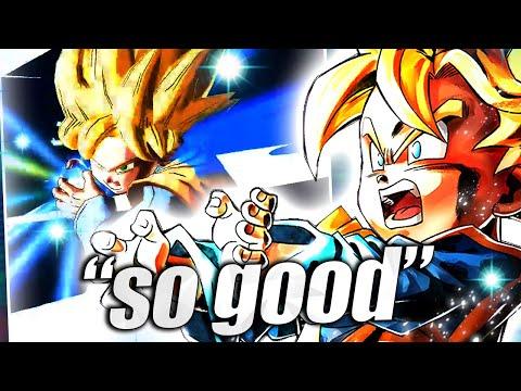 Super Saiyan Goten, My Third Legends Limited... (Dragon Ball Legends)