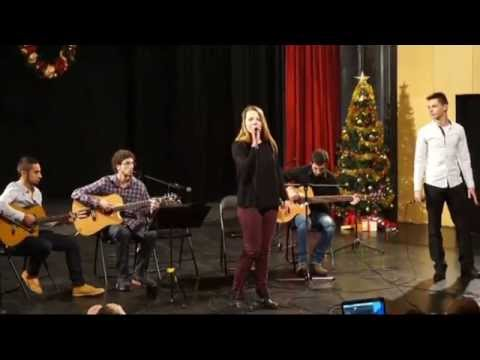 Fadeaway Feat Slaveya Tzaneva - All I Want For Christmas Is Us (Jason Mraz Acoustic Cover)