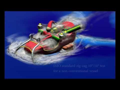 Santa Claus in Virtual Marine Laboratory