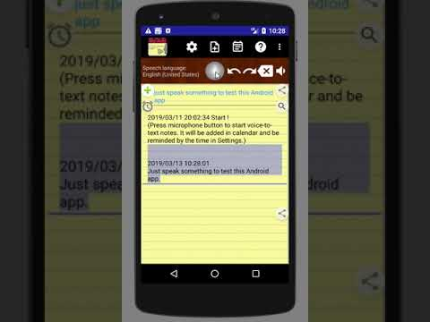 google voice text app android