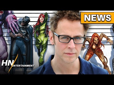 James Gunn to Direct Suicide Squad Reboot with First Details REVEALED