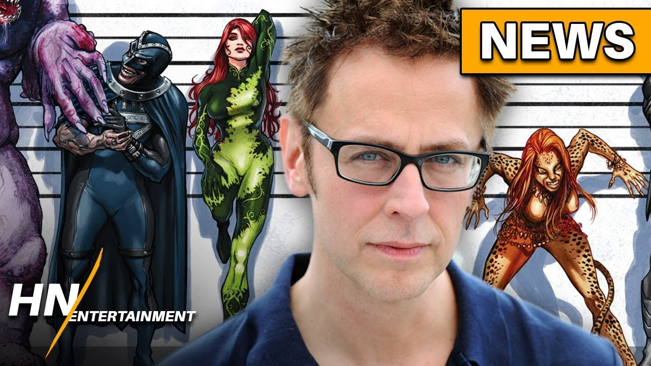 James Gunn Detail: James Gunn To Direct Suicide Squad Reboot With First