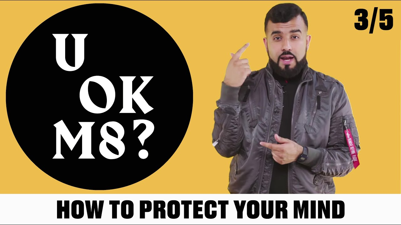UOKM8? Your Mental Health & How To Protect It