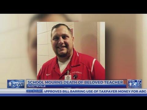 Fayetteville school mourns loss of teacher