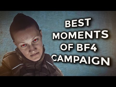 Best Moments of Battlefield 4 Campaign!