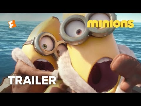 Thumbnail: Minions Official Trailer #3 (2015) - Despicable Me Prequel HD