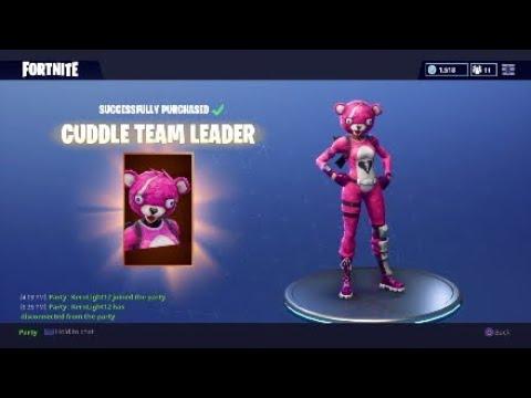 Pink Teddy Bear! - Fortnite Battle Royal