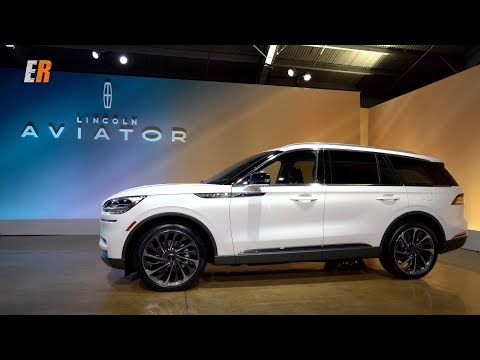 SPECIAL PREVIEW 2020 Lincoln Aviator - This One's Ready to Fly