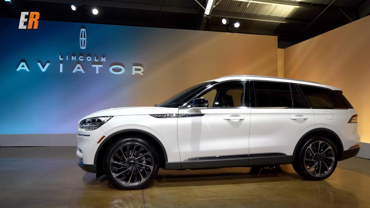 SPECIAL PREVIEW 2020 Lincoln Aviator This Ones Ready To
