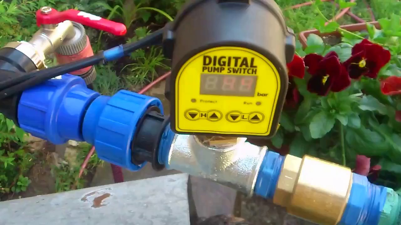 maxresdefault digital pressure switch pump, digit�lny tlakov� sp�na�, youtube  at readyjetset.co