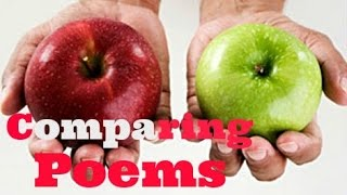 How to Compare Poems and Give a Personal Response (WJEC)