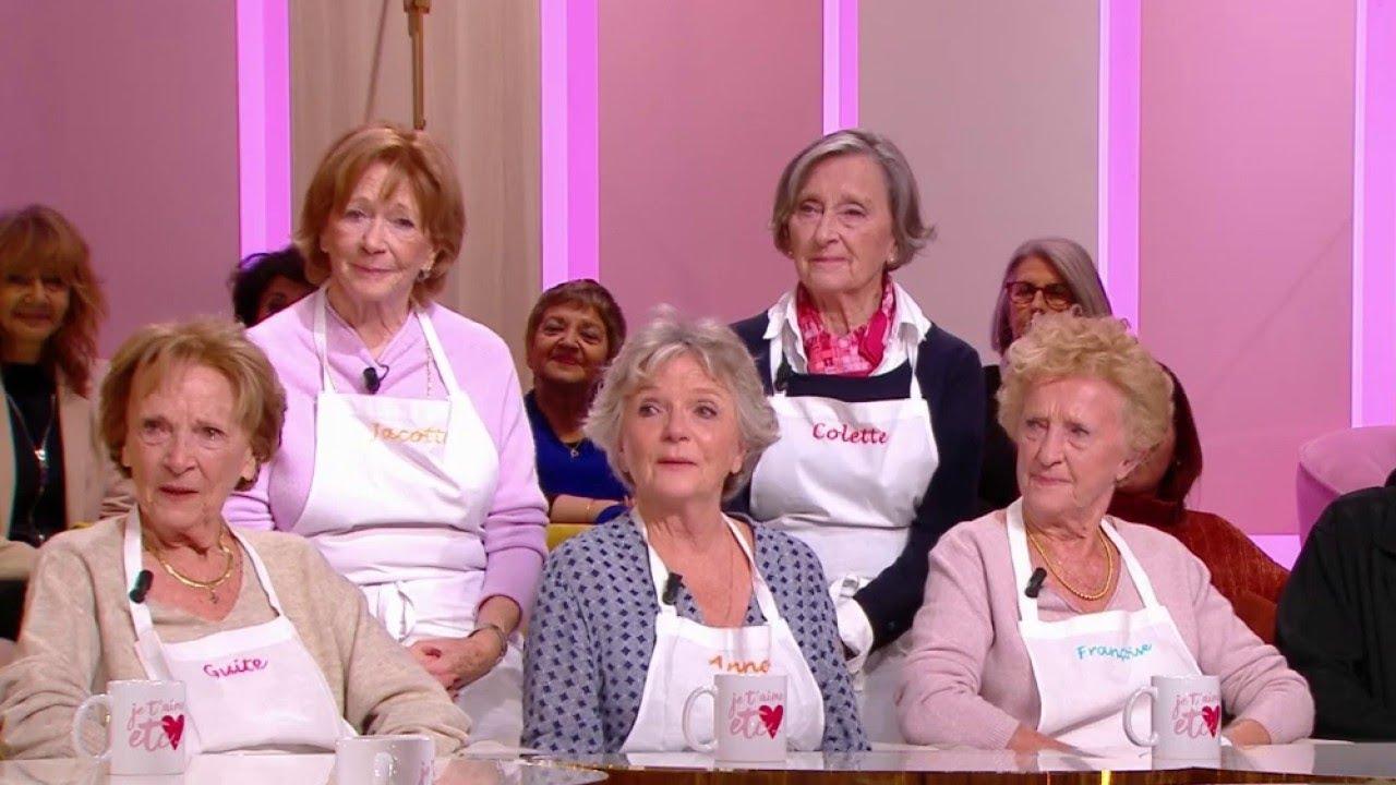 Gastronomie Cinq Sœurs En Cuisine Je T Aime Etc S03
