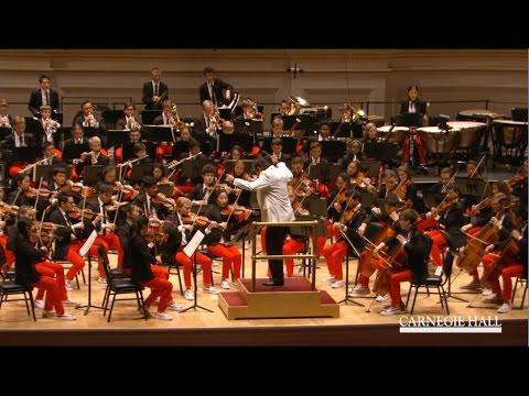 Georges Bizet: Farandole from L'Arlésienne