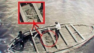 Lo que se encontró en el último bote del TITANIC... thumbnail