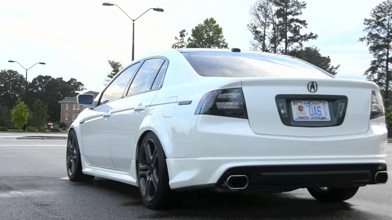 best acura tl exhaust system