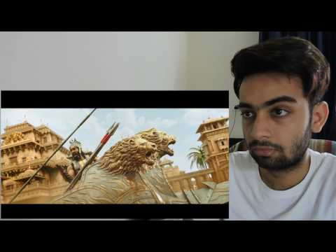 Baahubali 2 - The Conclusion | Trailer | S.S. Rajamouli | Prabhas | Rana Daggubati REACTION REVIEW