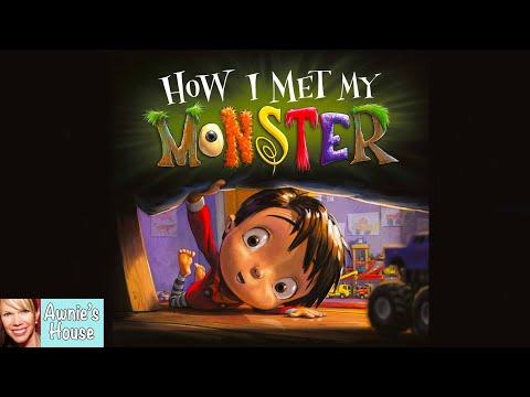 📚 Kids Book Read Aloud: HOW I MET MY MONSTER by Amanda Noll and Howard McWilliam