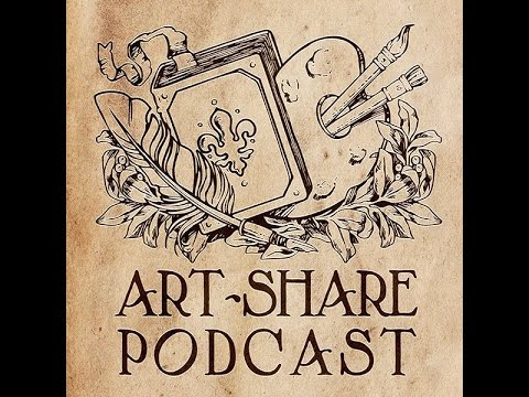 Art Share Podcast 2016   Ep  1