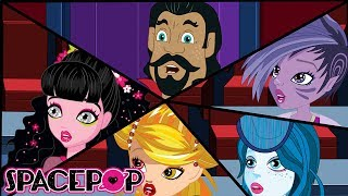 Khang from Within  | SpacePOP Season 7 Episode 14 | Kid Genius Cartoons