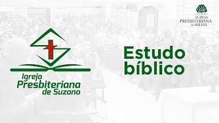 IPS || Estudo Bíblico - 29/04 - O Rei, o Messias, é aclamado ...