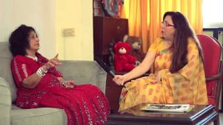 Surmayi Baatein with legendary singer Sharda by Falguni Upadhyay