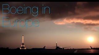 Boeing in Europe