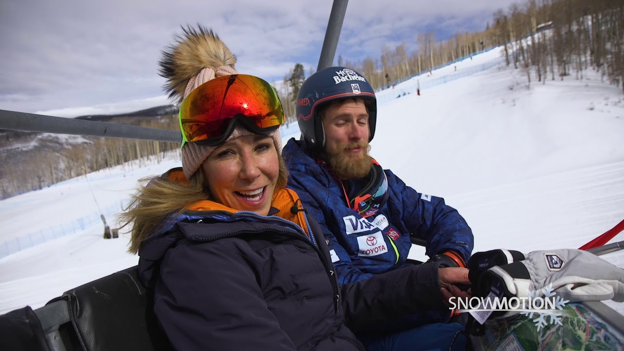 Us Ski Team Athlete Tommy Ford Chairlift Interview Youtube