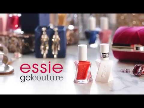 Essie Gel Couture Gel Nagellack Fur Perfekte Gel Manikure Youtube