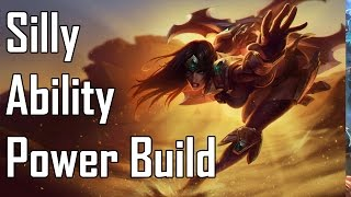 Let's play: League Of Legends - Gameplay Sivir Ability Power Build