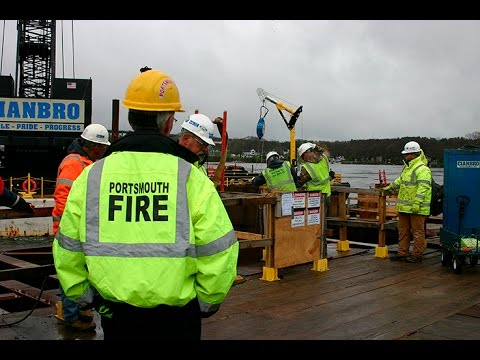 Sarah Long Bridge Project: Safety Stand Down 2016