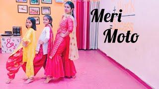 Hi Re Meri Moto | Diler Kharkiya | Ajay Hooda | Dance Video | Shalu Tyagi Dance.