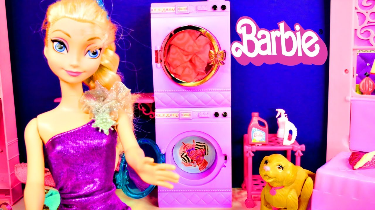 barbie videos you tube