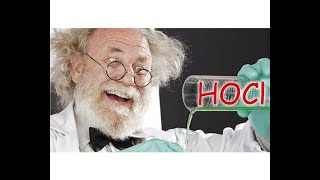 Diy Hypoclorous Acid Disinfectant By Electrolysis Of Salt Water MP3