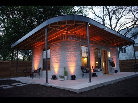 3D-Printed Home That Can Be Built for Less Than Rs. 2.6 Lakhs Envisioned for Developing World