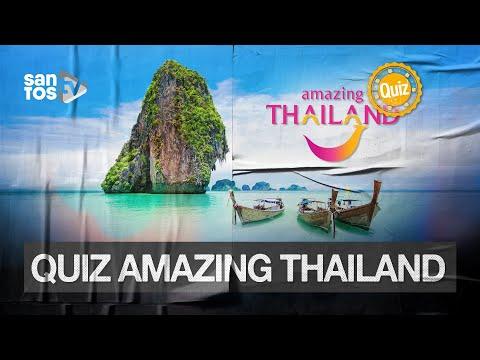 O QUE VOCÊ SABE SOBRE A TAILÂNDIA | QUIZ AMAZING THAILAND EP. 03
