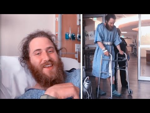 Jess C - Mike Posner Recovering From Rattlesnake Bite!