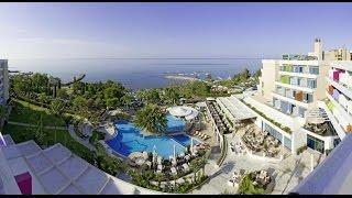Mediterranean Beach Hotel. HD. Лучшие отели Кипра глазами туриста.