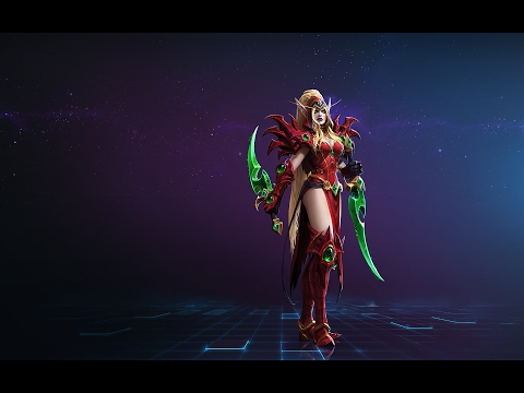 Valeera Sanguinar FULL Quotes - Heroes of the Storm