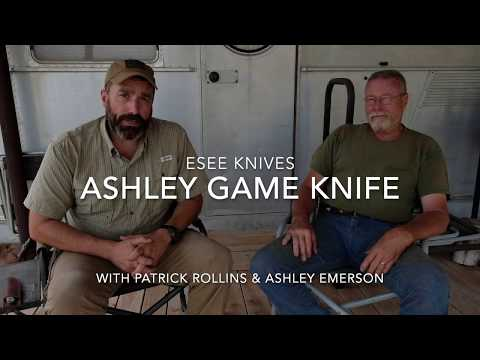 ESEE Knives  Ashley Game Knife