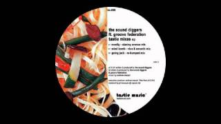 The Sound Diggers - Mind Bomb (Nice and Smooth Mix)