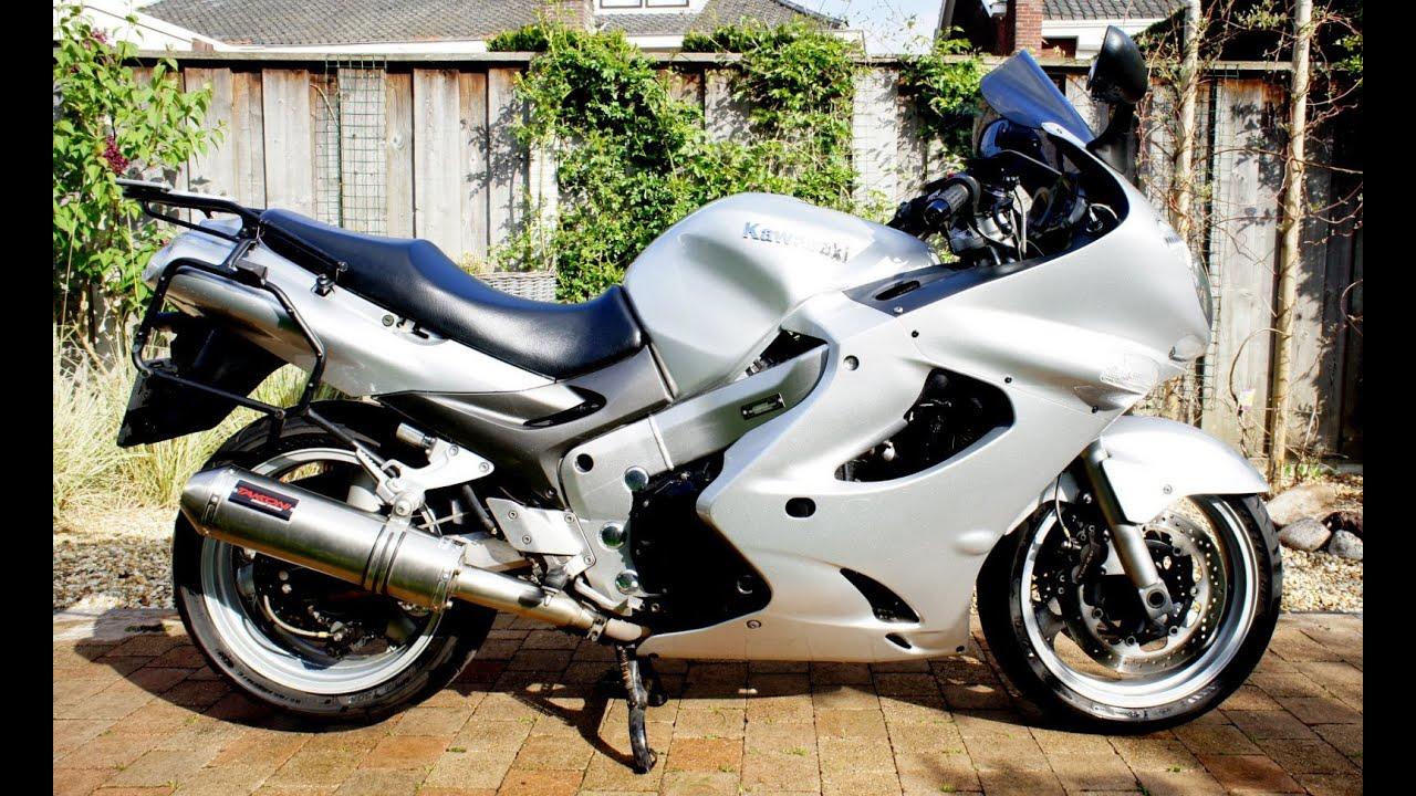 Kawasaki ZZR 1200 2002 - YouTube