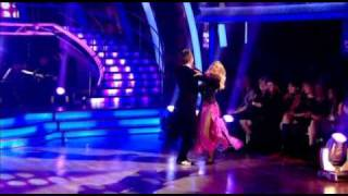 Pamela Stephenson & James Jordan - Quickstep - Strictly Come Dancing - Week 11