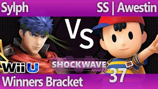 SW 37 Wii U - Sylph (Ike) vs SS | Awestin (Ness) - Winners Bracket