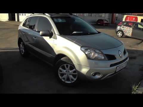 Выбираем б\\у Renault Koleos (бюджет 550-600тр)