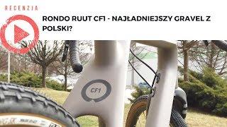 RONDO Ruut CF1 - najlepszy gravel nad Wisłą?