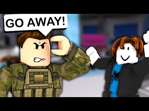 MAKING ROBLOX GROUPS MAD