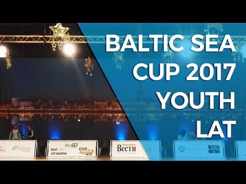 Riga Baltic Sea Cup 2017 | Youth Latin Final