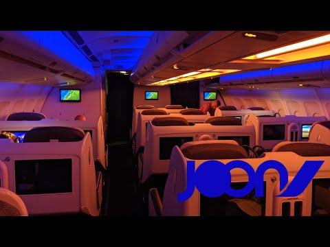 JOON AIRBUS A340-300 (Business) | PARIS - QUITO