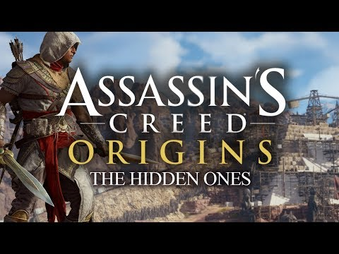 Die Verborgenen sind zurück 🎮 ASSASSIN'S CREED: ORIGINS - THE HIDDEN ONES